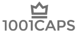 1001CAPS logo
