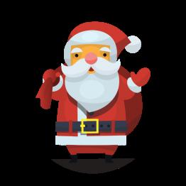 Foute Kerstkleding Happy Kerstman