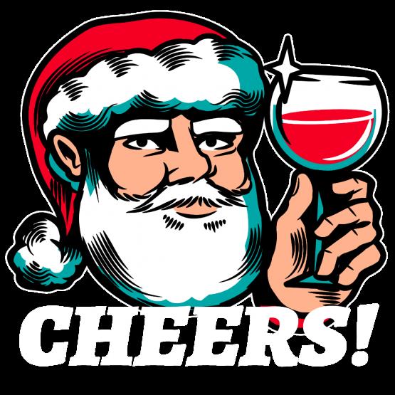 Foute Kerstkleding Santa Cheers