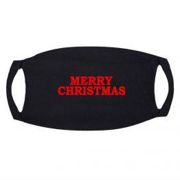 Kerst Mondkapje Merry Christmas