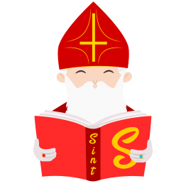 Sinterklaas Trui Boek van Sinterklaas