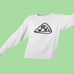 Sweater Kind Pizza Slice