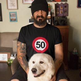 T-Shirt 50 Jaar