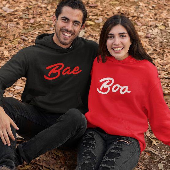 Valentijn Hoodie Bae & Boo