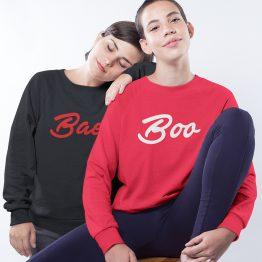Valentijn Trui Bae & Boo