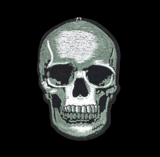 Skull Patch 1