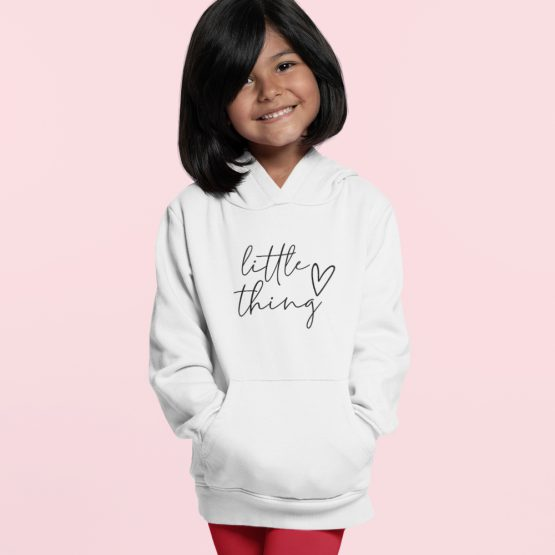 Hoodie Kind Little Thing Wit