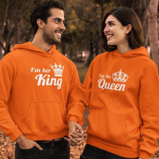 Koningsdag Hoodies His & Hers