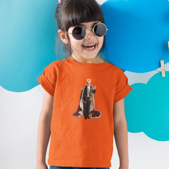 Koningsdag T-Shirt Kind Willem Alex 2