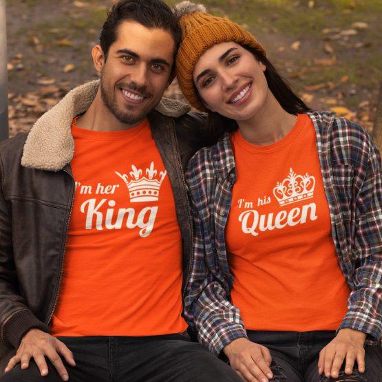 Koningsdag T-Shirts His & Hers