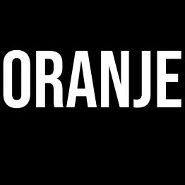 EK Opdruk Oranje