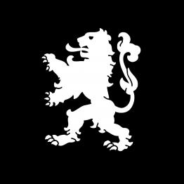 EK Opdruk White Lion