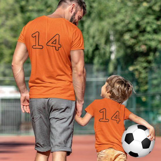 EK T-Shirt Black Nummer