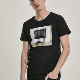 Banksy T-Shirt Graffiti Blackboard