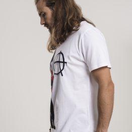 Banksy T-Shirt Graffiti Anarchy Links