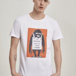 Banksy T-Shirt Graffiti Do Nothing