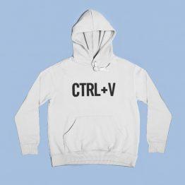Ctrl+V Hoodie Kind