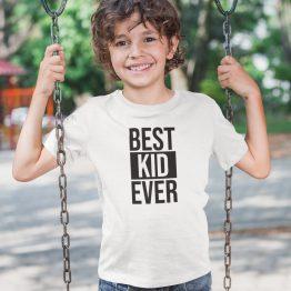 T-Shirt Kind Best Kid Ever