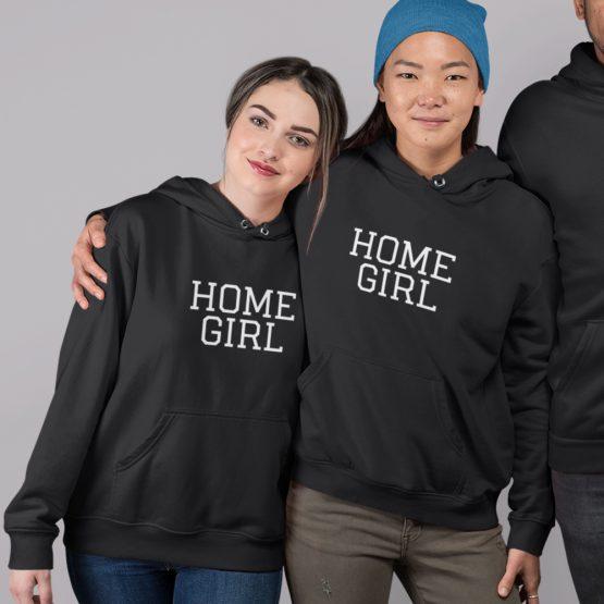 BFF Hoodies Homegirl