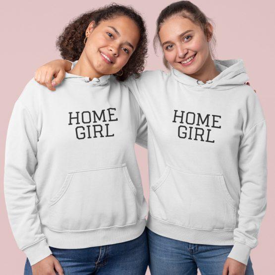 BFF Hoodies Homegirl Wit