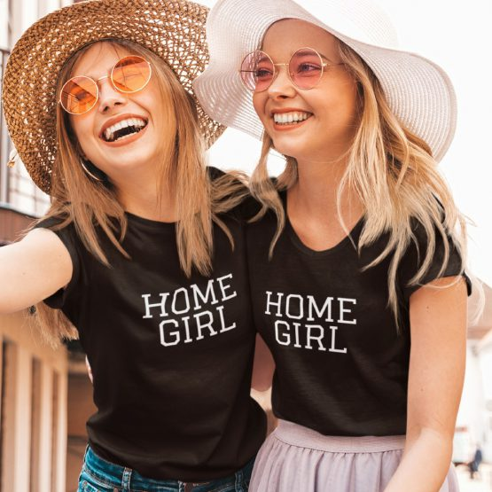 BFF T-shirts Homegirl