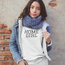 BFF Trui Homegirl Wit