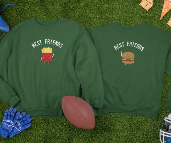 BFF Truien Hamburger & Friet Groen