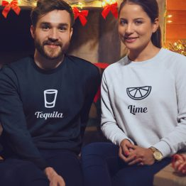BFF truien Tequila & Lime Sfeerfoto
