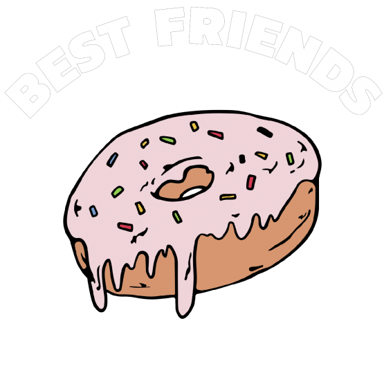 Best Friends Donut