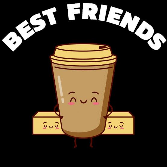 Best friends Koffie
