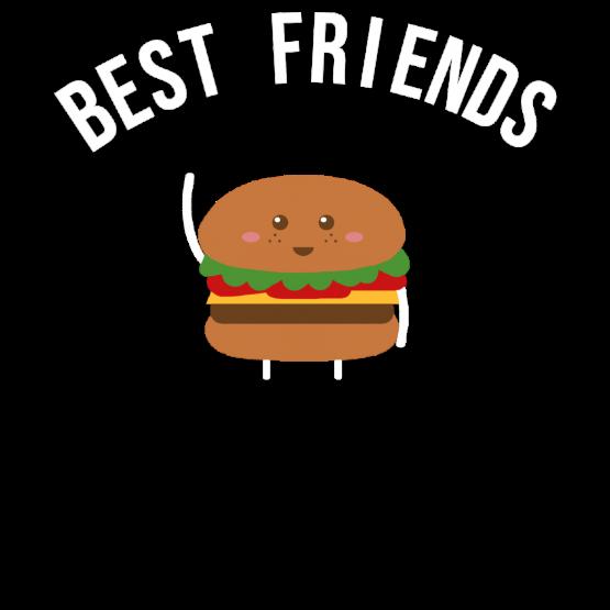 BFF Hamburger opdruk