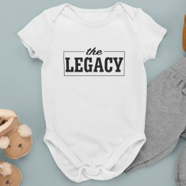 Romper The Legacy Wit